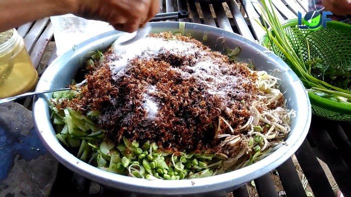 4 Menu Sarapan Paling Aneh di Dunia, Telur Semut Rangrang Sering Jadi Bahan Tumisan di Thailand