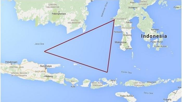 5 Keajaiban Alam Indonesia yang Membingungkan Dunia, Segitiga Misterius hingga Taru Menyan
