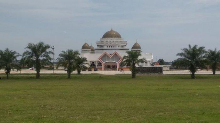 3 Tempat Wisata Religi di Indralaya Ogan Ilir, Ada MasjidBajumiWahab yang Sejuk dan Megah