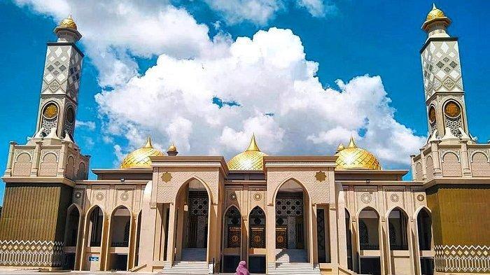 Intip Megahnya Masjid Agung Baitul Ghafur, Tempat Wisata Religi di Aceh