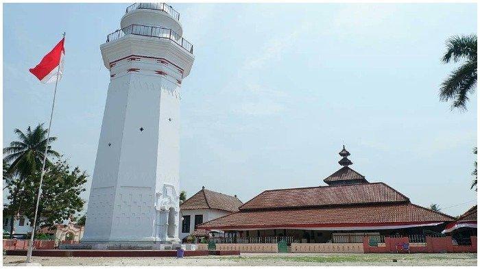 Masjid Agung Banten, Tempat Wisata Religi yang Sarat Nilai Sejarah