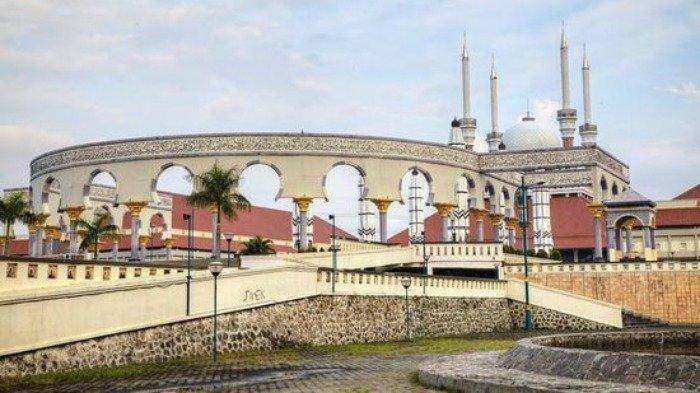 4 Aktivitas Seru untuk Wisata Religi di Masjid Agung Jawa Tengah