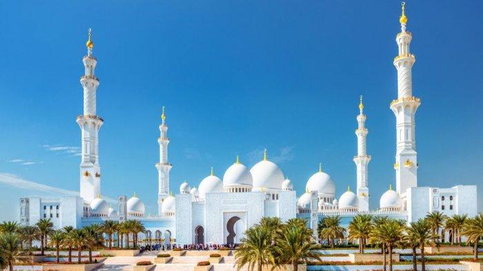 6 Masjid Terindah di Dunia yang Patut Dikunjungi saat Bulan Ramadan