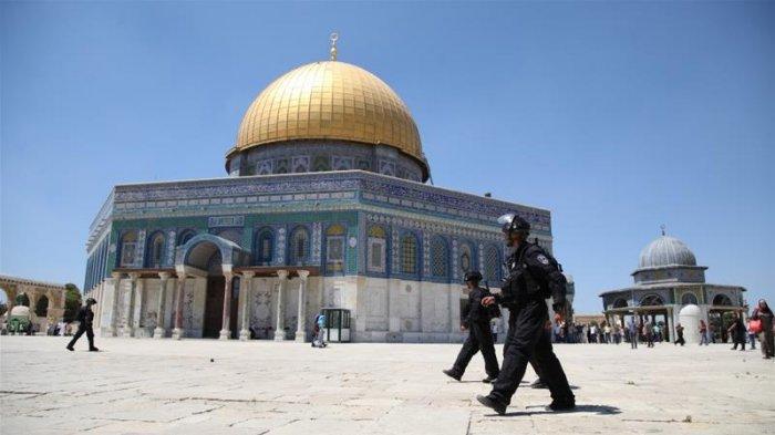 Seperti Notre-Dame di Paris, Masjid Al-Aqsa di Yerusalem Juga Alami Kebakaran