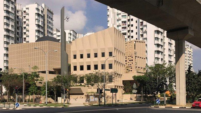 Masjid Al-Islah, Tempat Ibadah di Singapura dengan Desain Serba Terbuka