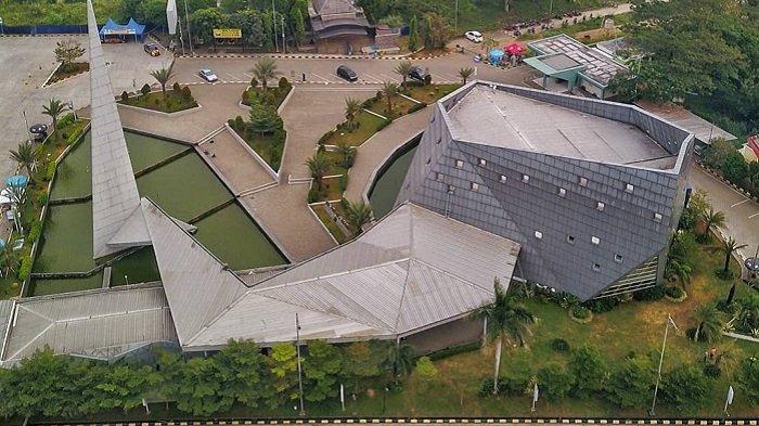 Intip Potret Uniknya Desain Masjid Al Safar Hasil Karya Ridwan Kamil