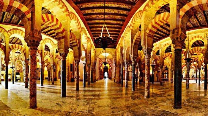 Sejarah Masjid-Katedral Cordoba Spanyol, Saksi Kemasyhuran Peradaban Islam di Spanyol