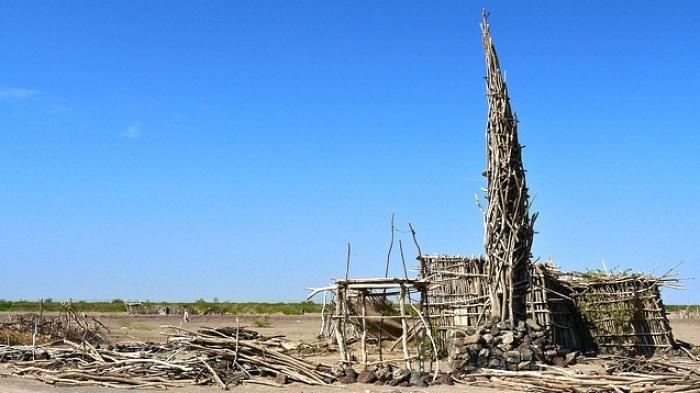 Fakta Unik Masjid dari Ranting Pohon yang Dibangun di Tengah Gurun Tandus Ethiopia