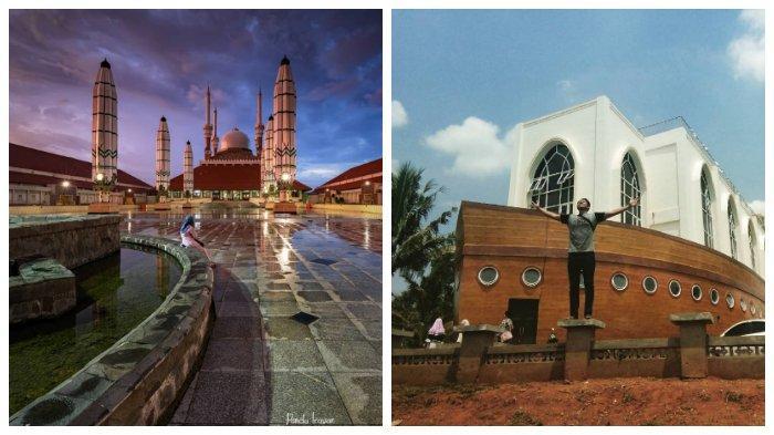 3 Masjid Ikonik yang Wajib Kamu Kunjungi Ketika Sedang Liburan di Semarang, Jawa Tengah