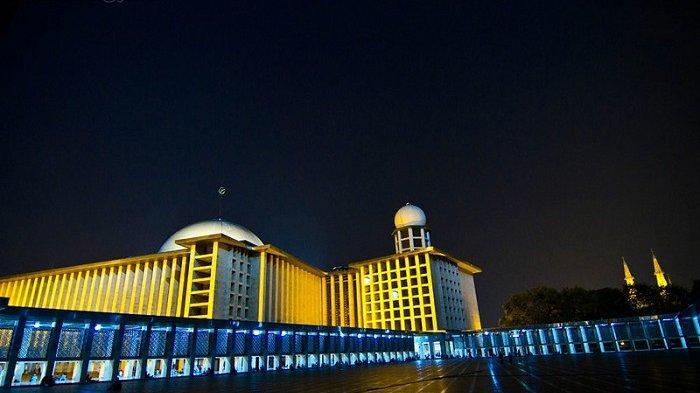 TRAVEL UPDATE: Wajah Baru Masjid Istiqlal, Tampil Lebih Megah Setelah Direnovasi