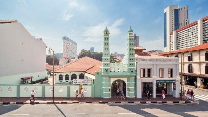 Masjid Jamae Chulia Singapura