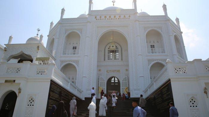 Ramlie Musofa, Masjid Instagramable dengan Arsitektur nan Indah yang Jadi Daya Tarik Wisatawan