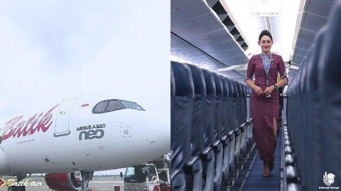 Lion Air dan Batik Air Buka Jalur Penerbangan dari dan ke Jogja Lewat Bandara YIA