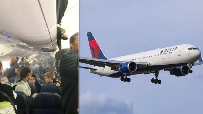 Penerbangan Dialihkan usai Pramugara yang Sedang Tidak Bertugas Bikin Keributan di Pesawat