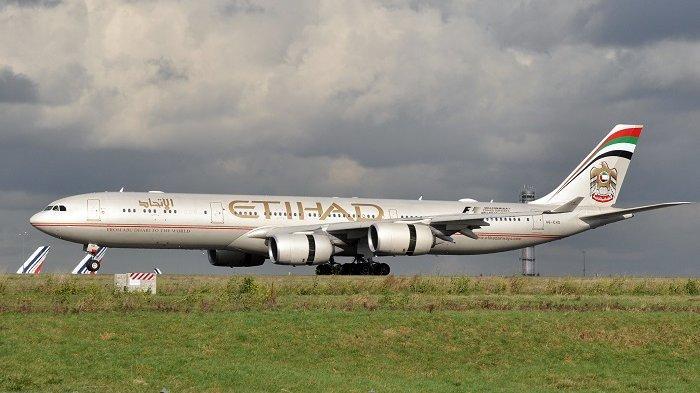 Pertama Kali Selama Pandemi, Etihad Airways Operasikan Kembali Layanan Penerbangan ke Turki