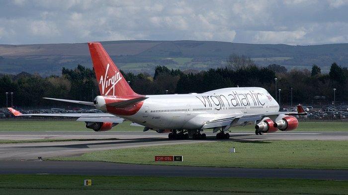 Virgin Atlantic Airways Boeing 747