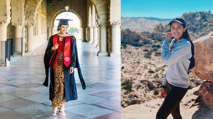 Maudy Ayunda Lulus dari Stanford University, Intip Foto-fotonya saat di California
