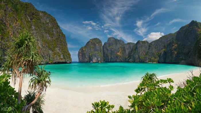 Sempat Jadi 'Primadona' di Asia Tenggara, 2 Pantai Ini Kini Ditutup Gara-gara Ulah Turis