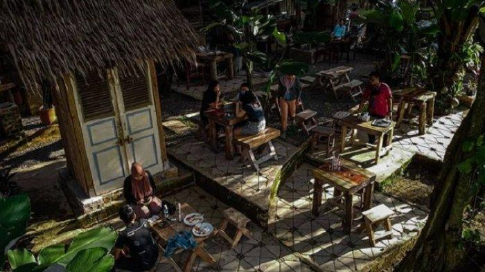 5 Kedai Kopi Outdoor Space Terbaik di Jambi Cocok Buat Nongkrong Asyik Bareng Teman