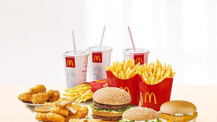 Promo McDonald's Maret 2019, Diskon 20% untuk Semua Menu Khusus Bayar Pakai GoPay