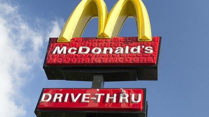Hendak Bayar Pesanan, Pelanggan McDonald's Drive Thru Tewas Terjepit Mobilnya Sendiri
