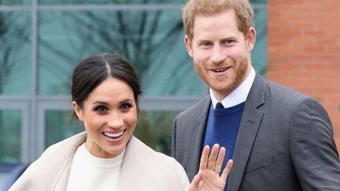 Meghan Markle dan Pangeran Harry Traveling
