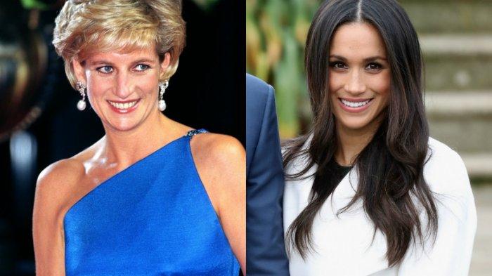 Putri Diana dan Meghan Markle Ternyata Punya Hobi Sama yang Jarang Diketahui Khalayak