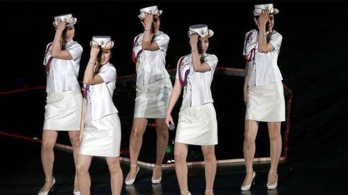 Fakta Unik Moranbong, Girl Band Pertama Korea Utara yang Membernya Dipilih Oleh Kim Jong Un