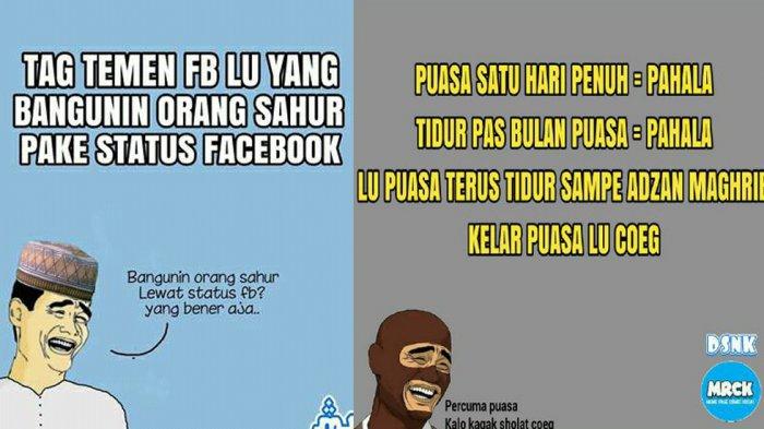 Ngakak Dulu Yuk Ini 10 Meme Lucu Sambut Ramadhan No 8 Bikin Batal