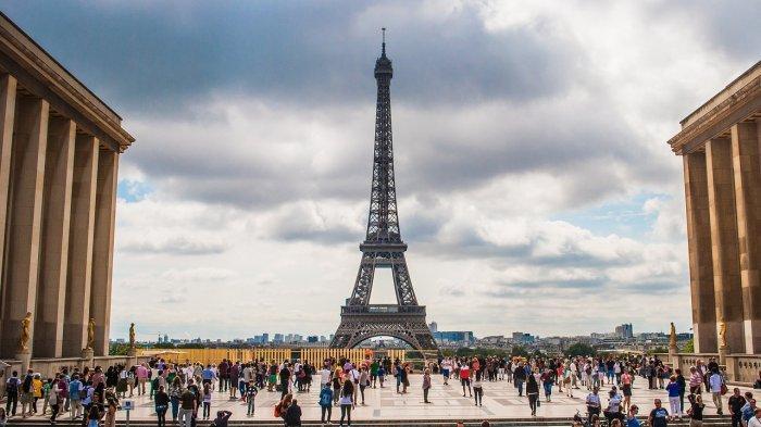 Menguak Sejarah Menara Eiffel, Sempat Dikecam dan Dijuluki Cerobong Asap Pabrik Raksasa