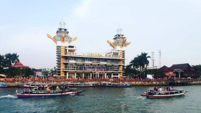 Menara Pandang hingga Sungai Biuku, 6 Tempat Wisata di Banjarmasin Ini Siap Sambut Pengunjung