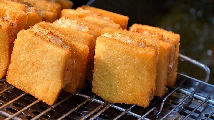 Cara Mudah Buat Menbosha, Roti Udang Goreng yang Lagi Hits di Korea Selatan
