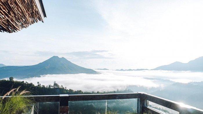 5 Kafe Hits di Kintamani Bali, Menikmati Keindahan Gunung Batur di Tegukopi