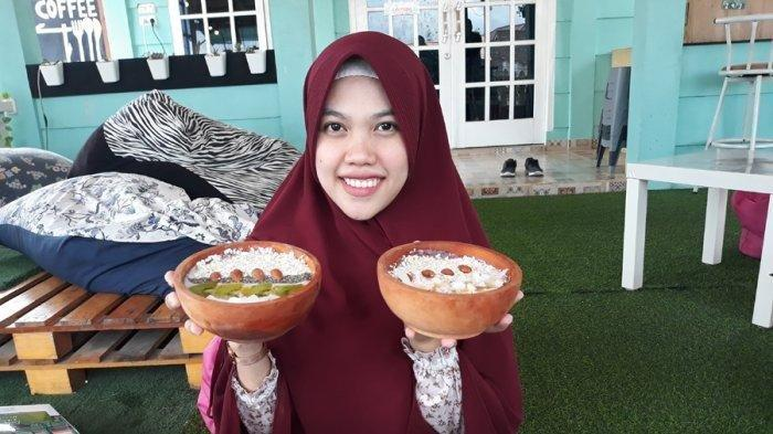 Yuk Nikmati Sensasi Es Krim di Uwak Cafe Palembang, Sehat Tapi Tetap Kekinian