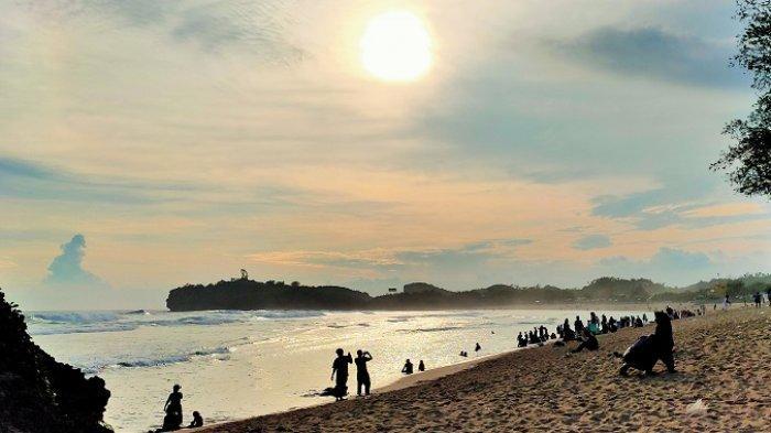 Bak Surga Tersembunyi Ini 8 Pantai Di Gunungkidul Jogja Yang Tawarkan Keindahan Yang Alami Tribun Travel