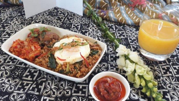 Kini Penumpang Garuda Indonesia Bisa Nikmati Nasi Rendang dan Dendeng di Penerbangan
