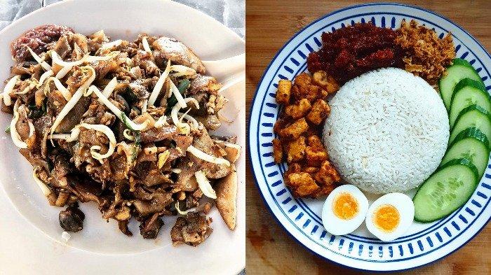 Intip Menu Sarapan Khas dari 7 Negara Tetangga Indonesia, Nasi Lemak Malaysia Mirip dengan Indonesia