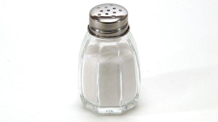 Ilustrasi menyimpan garam dengan baik dan benar