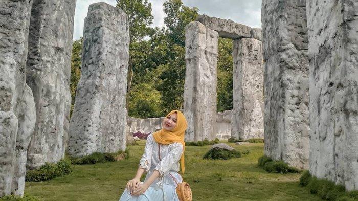 Harga Tiket Masuk Merapi Park Yogyakarta, Wisata Landmark Dunia Instagramable di Jogja