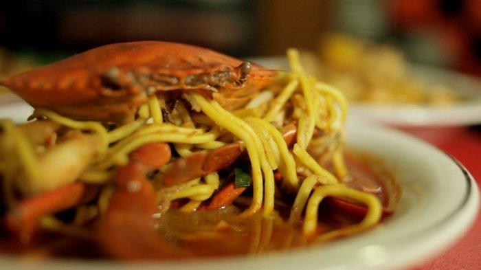 7 Kuliner Legendaris di Medan, Cicipi Menu Andalan Mie Aceh Titi Bobrok dengan Topping Kepiting