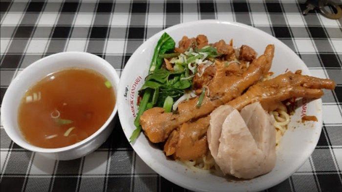 Mi Ayam 77 Super Pedas