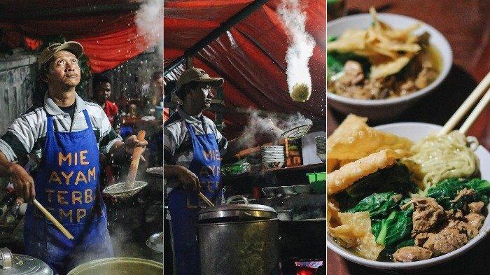 Mencoba Mi Ayam Lempar, Kuliner Unik yang Wajib Kamu Coba saat Liburan ke Yogyakarta
