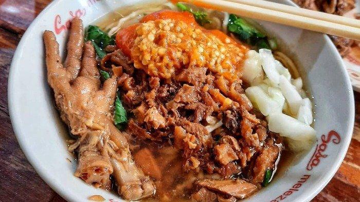 6 Mi Ayam Enak di Solo yang Harus Dikunjungi saat Jam Makan Siang