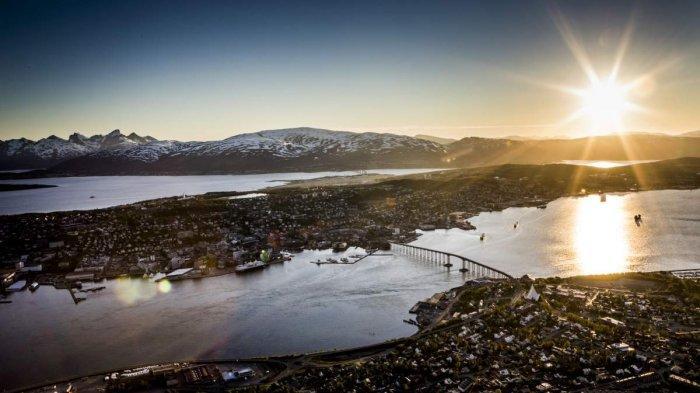 5 Negara yang Mengalami Midnight Sun, Fenomena Matahari yang Tak Tenggelam hingga Malam