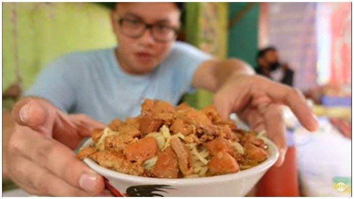 Mie Ayam Pasoepati, Solo, Jawa Tengah