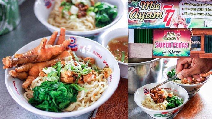 Rekomendasi 7 Mi Ayam Enak di Jogja, Cicipi Mi Ayam Bakso Bakar & Mi Ayam Batagor Siomay