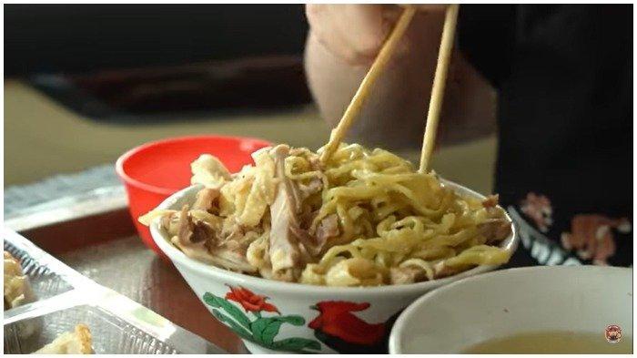 Mie Ayam Acing