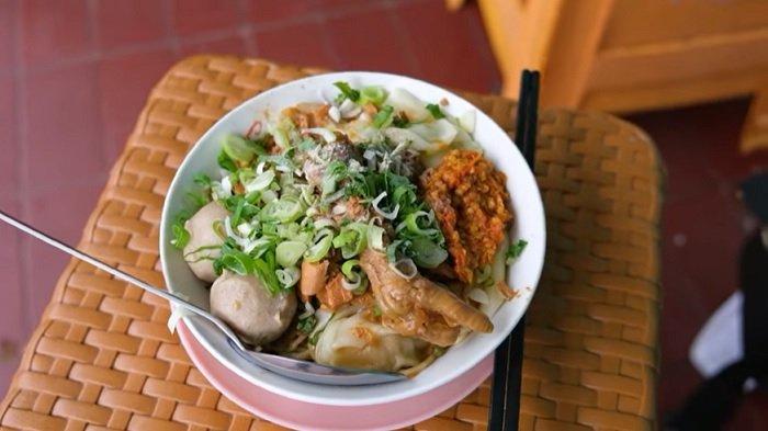 Mi Ayam Super Laris di Kelapa Gading, 130 Porsi Ludes Terjual dalam Sehari