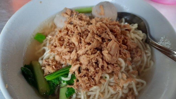 Mie Ayam Engko A Hin, Pasar Minggu, Jakarta Selatan, DKI Jakarta.