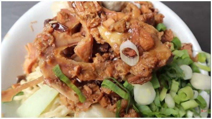 Mi Ayam 'Hidden Gems' di Tangerang Laris Manis Diburu Pembeli, Sehari Bisa Ludes 100 Kilogram Mi